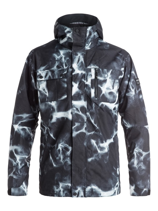 0 Mission 3 in 1 Snow Jacket  EQYTJ03065 Quiksilver