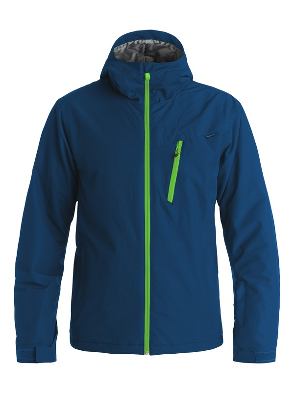 0 Mission Plus - Veste de snow  EQYTJ03066 Quiksilver