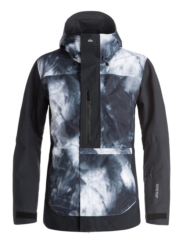 0 Travis Rice Exhibition 2L GORE-TEX® Snow Jacket  EQYTJ03094 Quiksilver