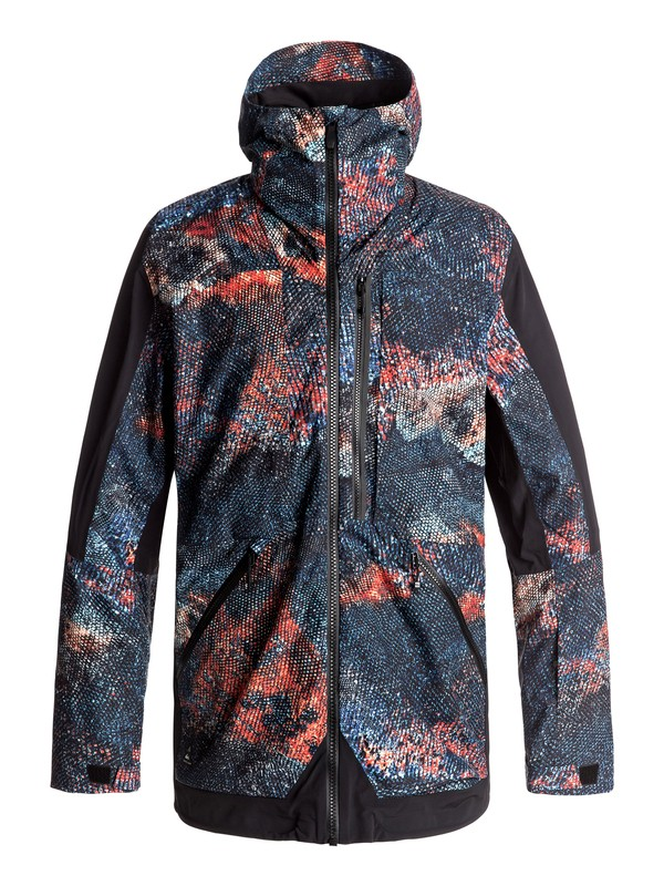 0 TR Stretch - Veste de snow Orange EQYTJ03114 Quiksilver