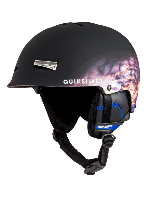 0 Skylab 2.0 - Casque de snowboard Noir EQYTL03001 Quiksilver