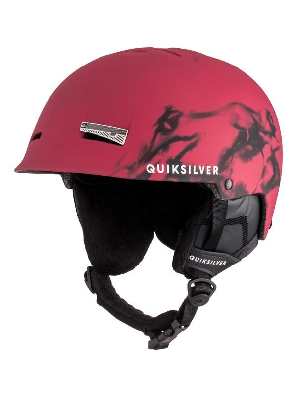 0 Skylab 2.0 - Snowboardhelm Red EQYTL03001 Quiksilver