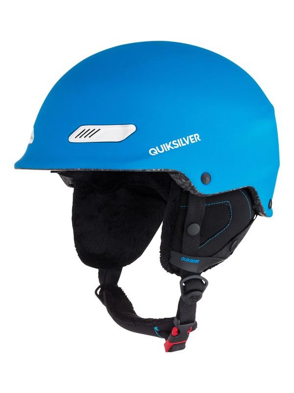 0 Wildcat - Casque de snowboard Bleu EQYTL03003 Quiksilver