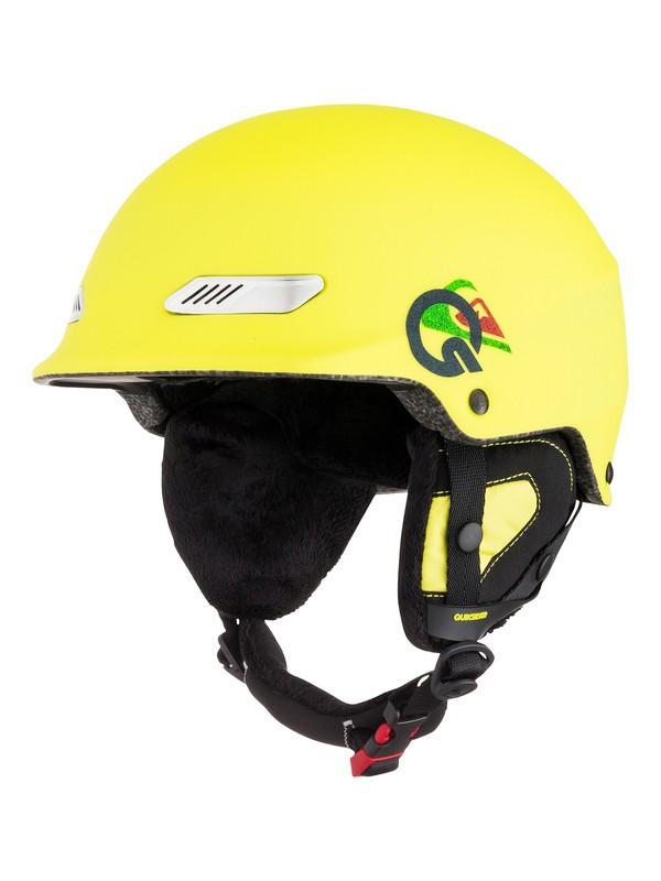 0 Wildcat - Casque de snowboard Vert EQYTL03003 Quiksilver