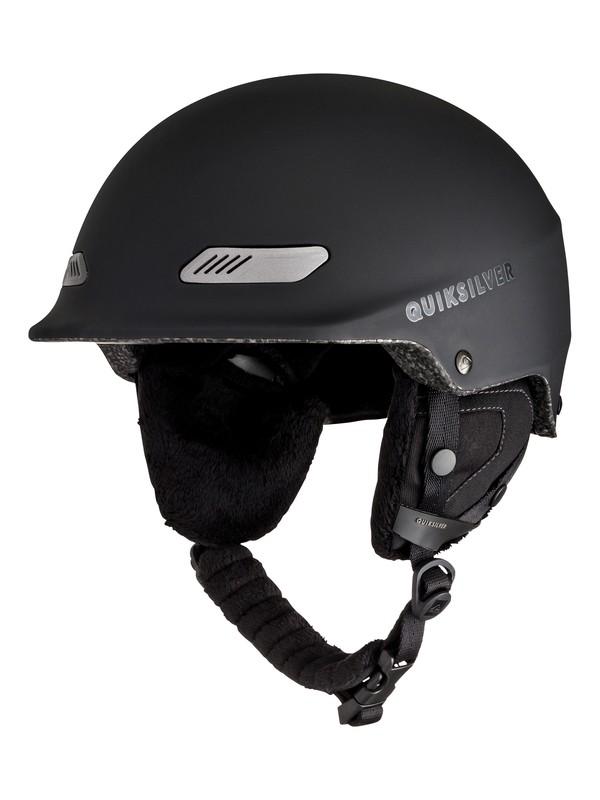 0 Wildcat - Casque de snowboard Noir EQYTL03003 Quiksilver