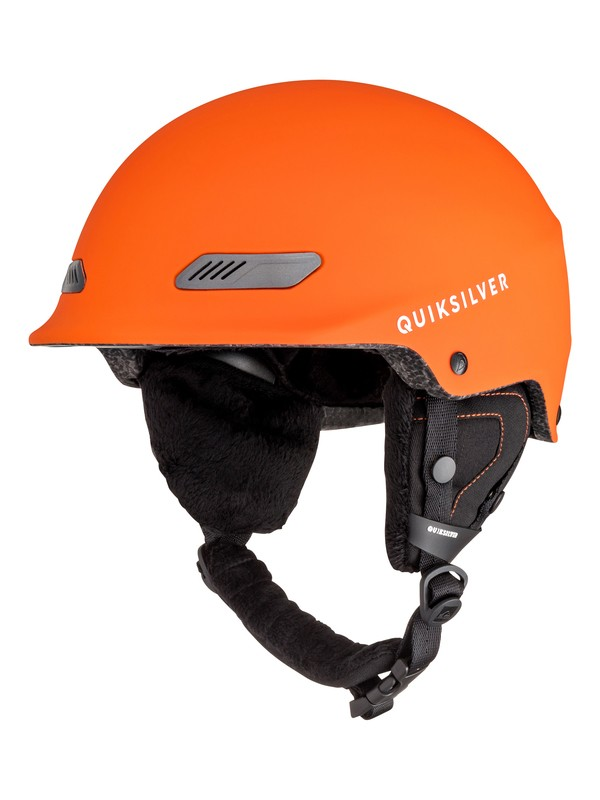 0 Wildcat - Casque de snowboard Orange EQYTL03003 Quiksilver
