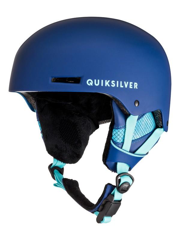 0 Axis - Casque de snowboard Bleu EQYTL03004 Quiksilver