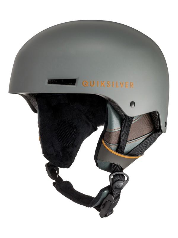 0 Axis - Casque de snowboard Vert EQYTL03004 Quiksilver