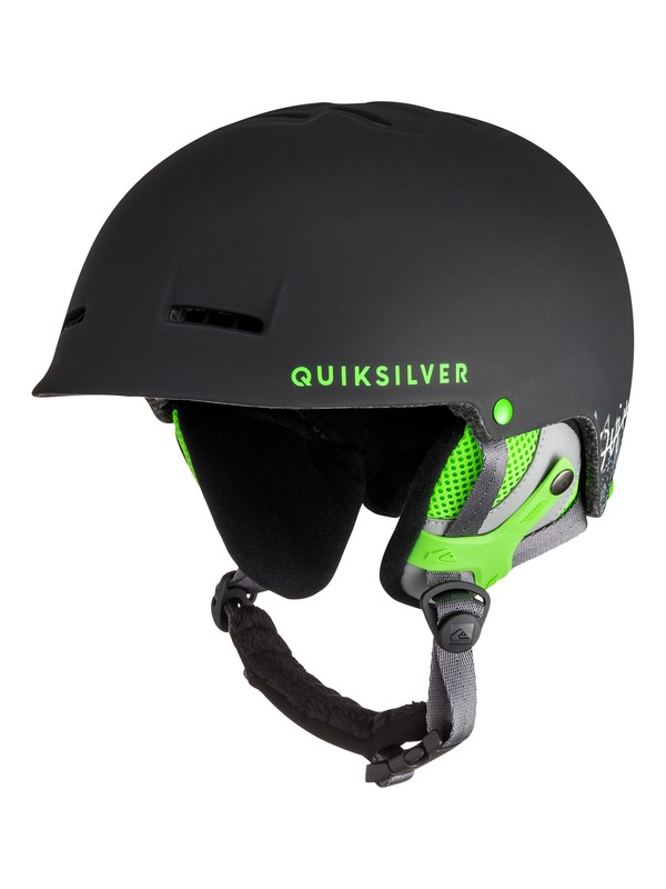 0 Fusion - Casque de snowboard Vert EQYTL03005 Quiksilver