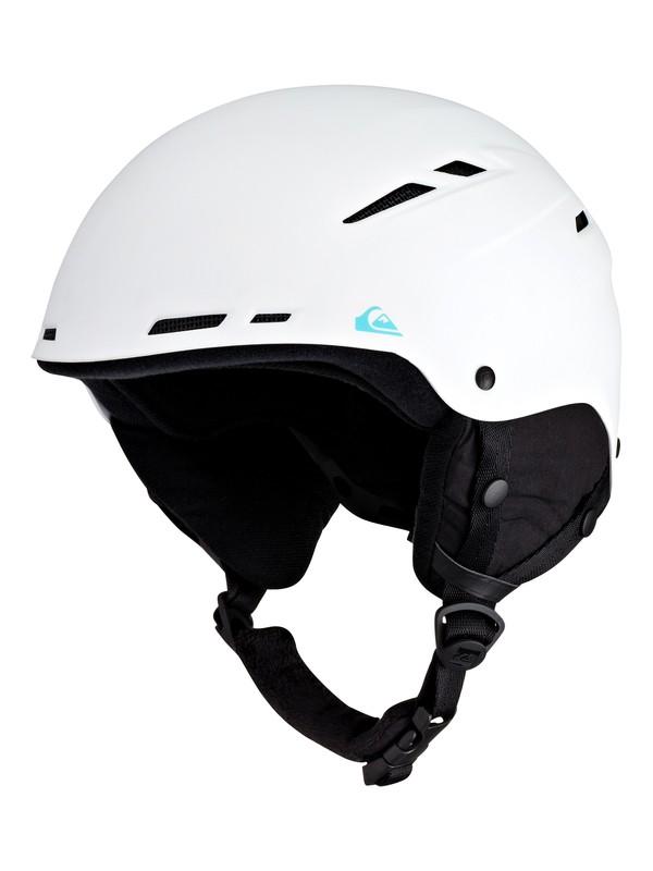 0 Motion - Casque de snowboard Blanc EQYTL03006 Quiksilver