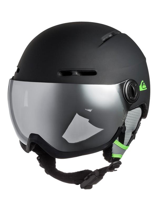 0 Foenix - Casque de snowboard avec masque visière intégré Vert EQYTL03013 Quiksilver