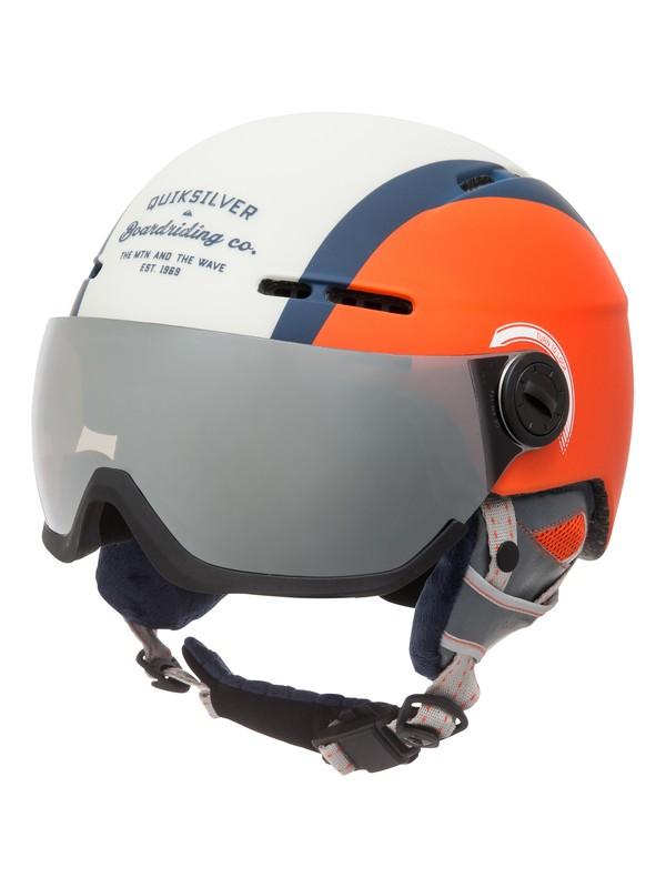 0 Foenix - Casque de snowboard/ski Orange EQYTL03015 Quiksilver
