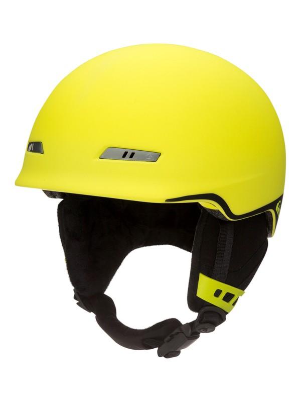 0 Play - Casque de snowboard/ski Vert EQYTL03017 Quiksilver