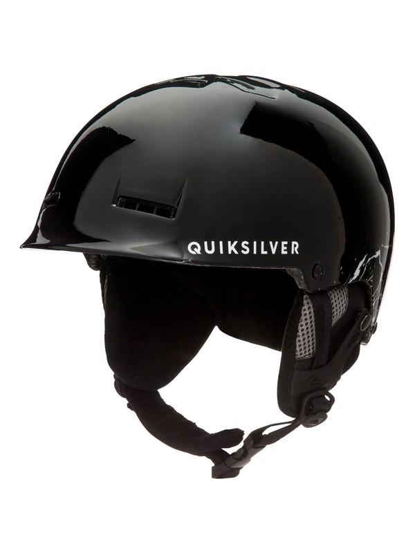 0 Fusion Helmet Black EQYTL03019 Quiksilver