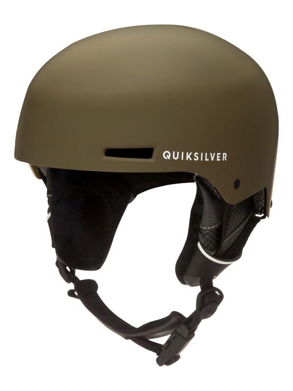 0 Axis - Casque de snowboard/ski Marron EQYTL03020 Quiksilver