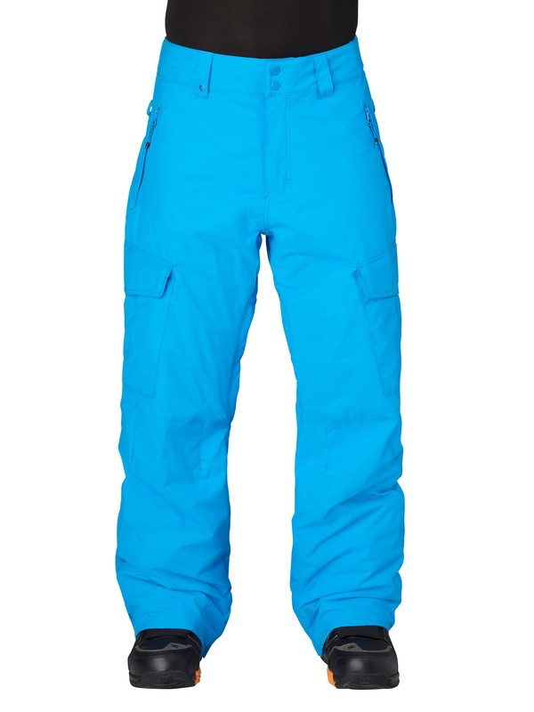 0 Porter 10K Insulated Pants  EQYTP00014 Quiksilver