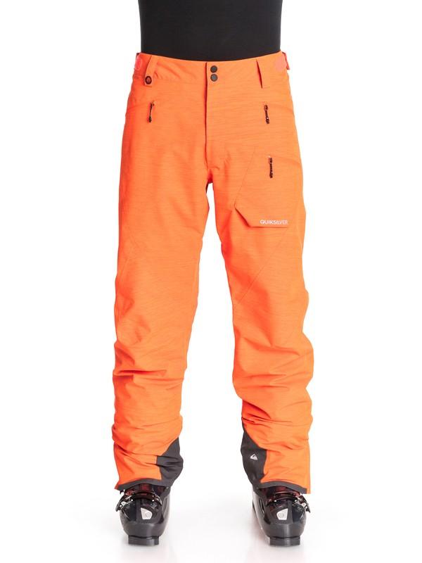 0 Vanquish 2L GORE-TEX - pantalon de snow  EQYTP03001 Quiksilver