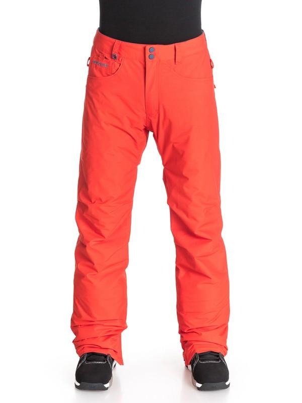 0 State - Pantalon de snow  EQYTP03009 Quiksilver