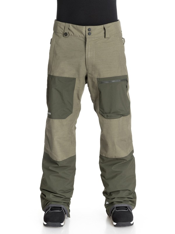 0 Travis Rice Invert 2L GORE-TEX Snow Pants  EQYTP03012 Quiksilver