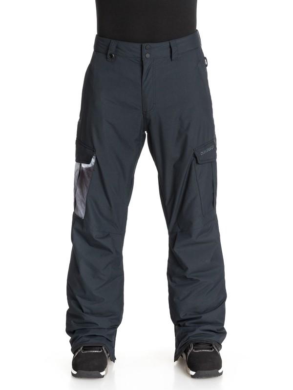 0 TR Mission INS - Pantalon de snow  EQYTP03021 Quiksilver