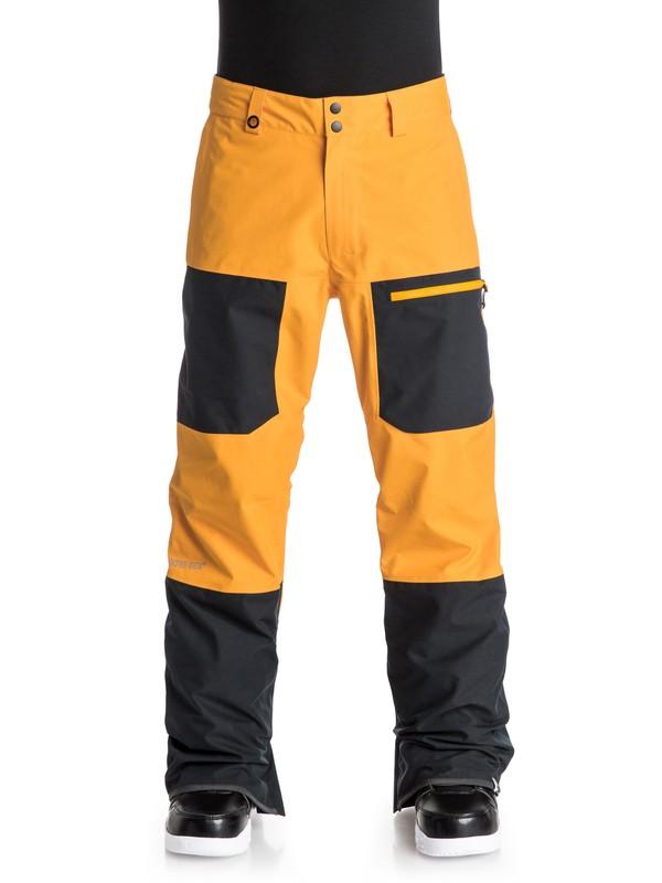 0 TR Invert 2L GORE-TEX® - Pantalon de snow Orange EQYTP03029 Quiksilver