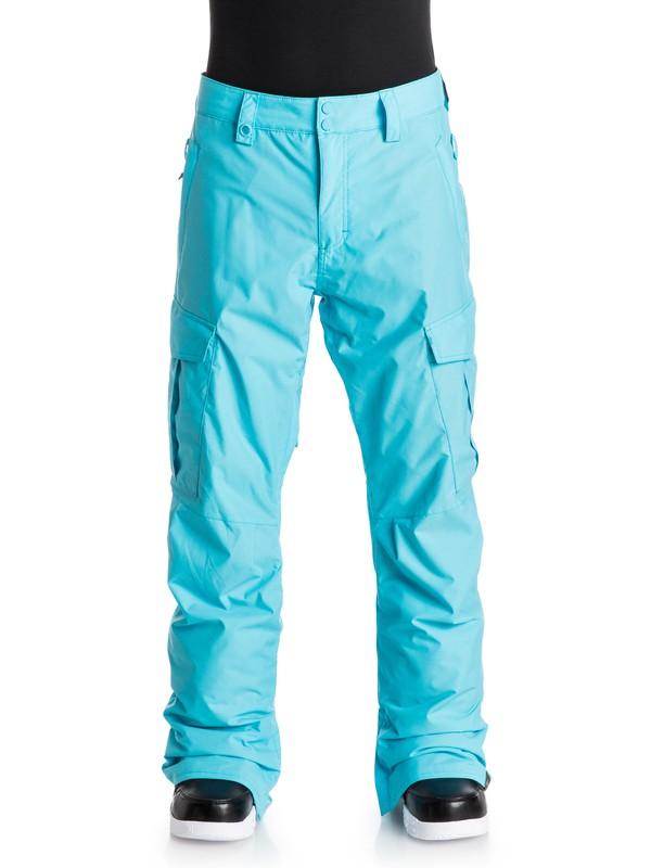0 Porter Ins - Pantalon de snow  EQYTP03030 Quiksilver