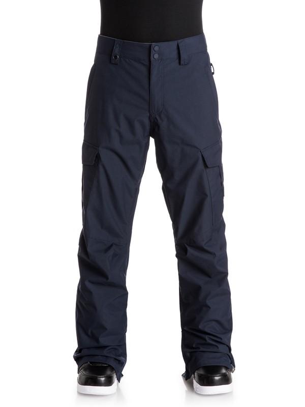 0 Porter Ins Snow Pants  EQYTP03030 Quiksilver