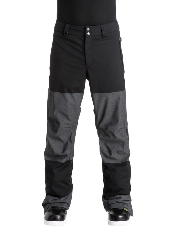0 Stamp Snow Pants  EQYTP03037 Quiksilver