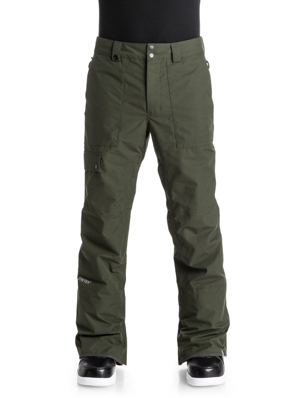 0 Swords 2L GORE-TEX® Snow Pants  EQYTP03038 Quiksilver
