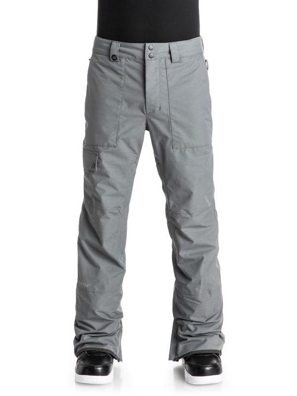 0 Swords 2L GORE-TEX® - Pantalon de snow Noir EQYTP03038 Quiksilver