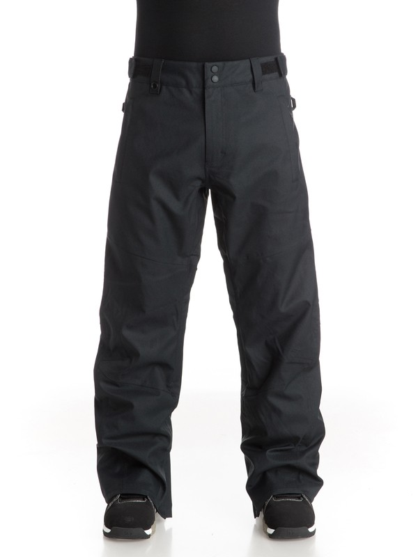 0 Julien David X Quiksilver County Shell Snow Pants  EQYTP03039 Quiksilver