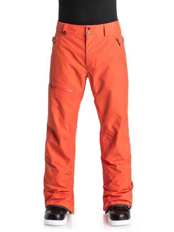0 Forever 2L GORE-TEX® - Pantalon de snow Orange EQYTP03040 Quiksilver