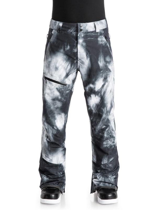0 Forever Printed GORE-TEX® - Pantalon de snow  EQYTP03051 Quiksilver