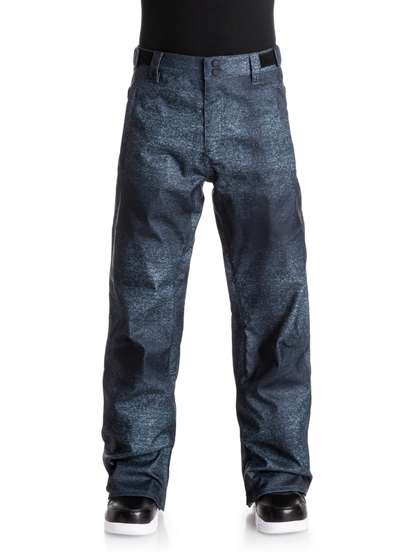0 Quiksilver X Julien David Snow Pants  EQYTP03055 Quiksilver