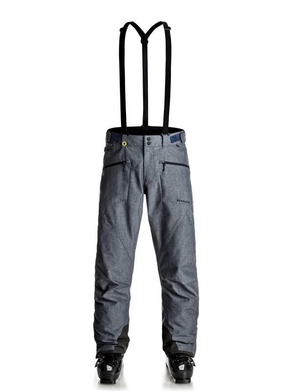 0 Boundry Plus - Pantalon de snow  EQYTP03077 Quiksilver