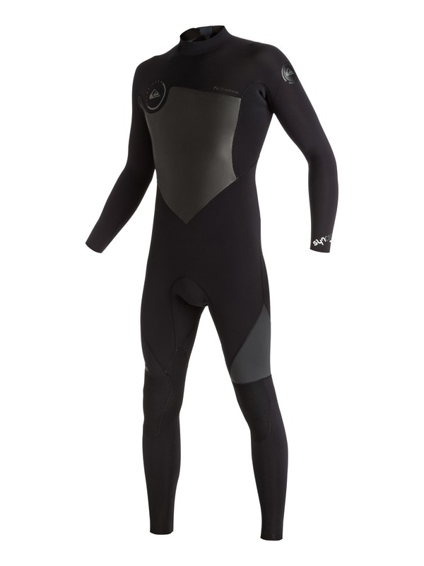 0 Syncro 5/4/3mm Back Zip Full Wetsuit  EQYW103025 Quiksilver