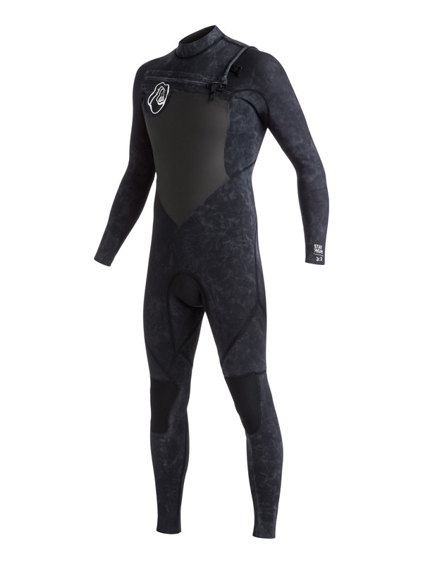 0 High Dye 3/2mm Chest Zip Full Wetsuit  EQYW103031 Quiksilver