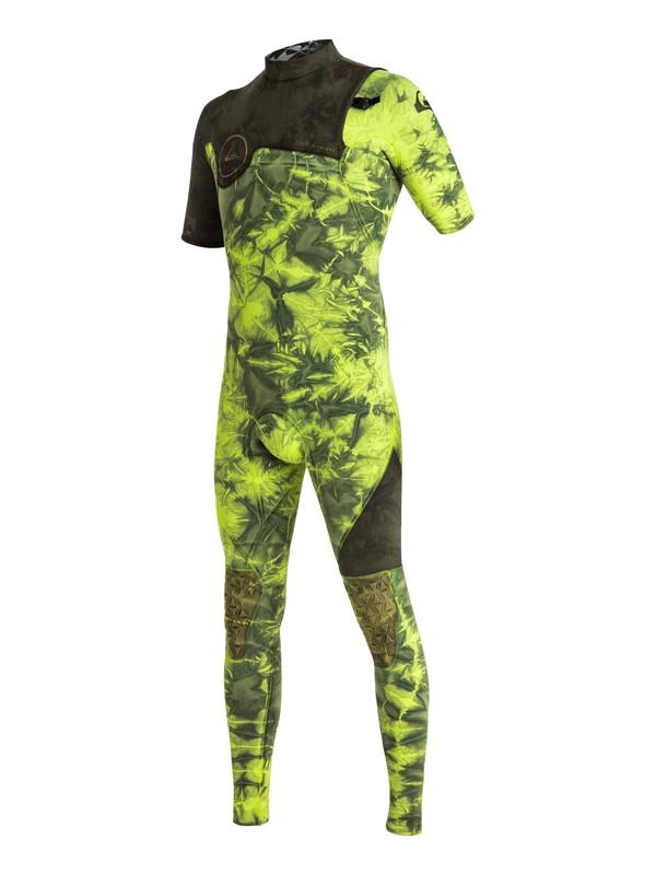 0 Highline Zipperless 2/2mm - Zipperless Short Sleeve Full Wetsuit  EQYW303001 Quiksilver