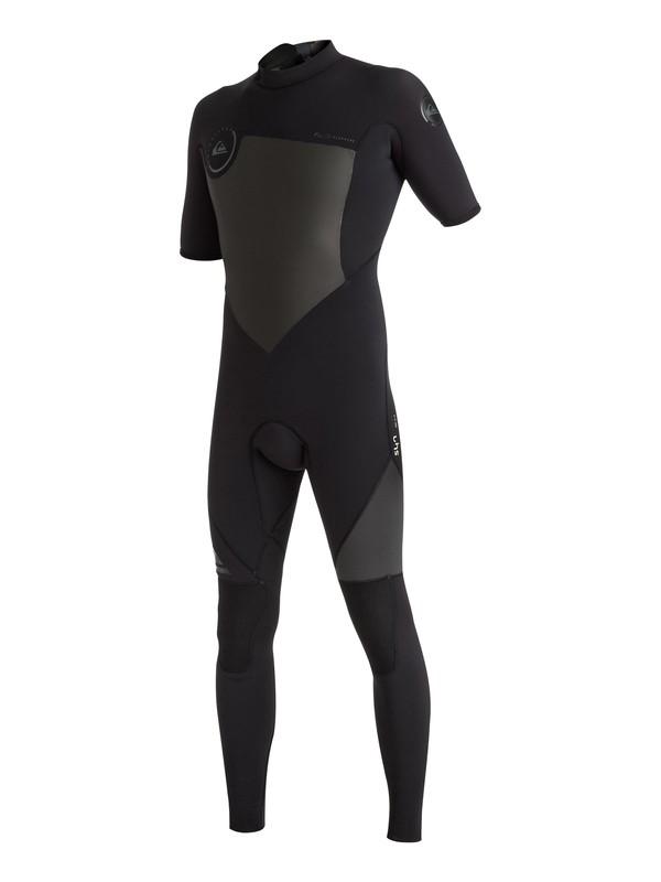0 Syncro 2/2mm Short Sleeve Fullsuit  EQYW303003 Quiksilver