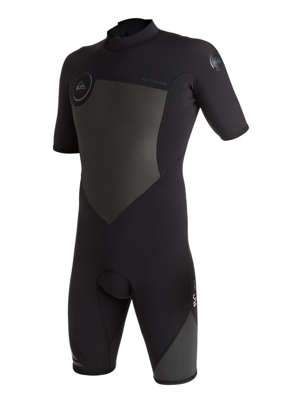 0 Syncro 2/2mm Back Zip Springsuit  EQYW503002 Quiksilver