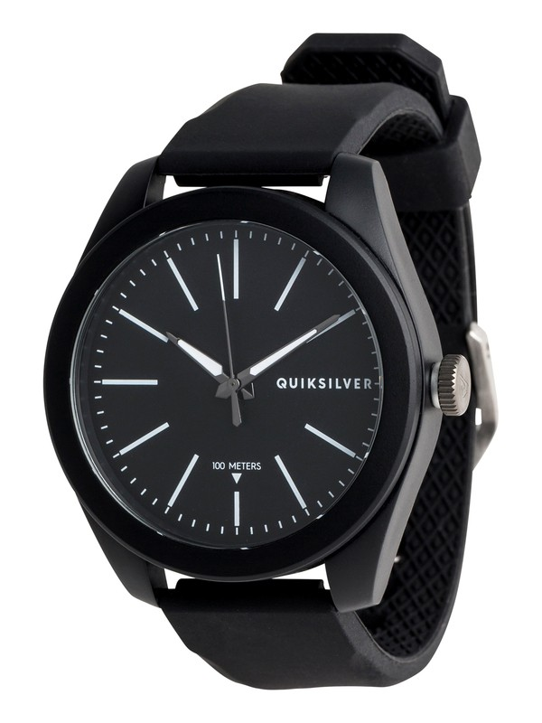 0 Furtiv - Analog Watch Black EQYWA03022 Quiksilver