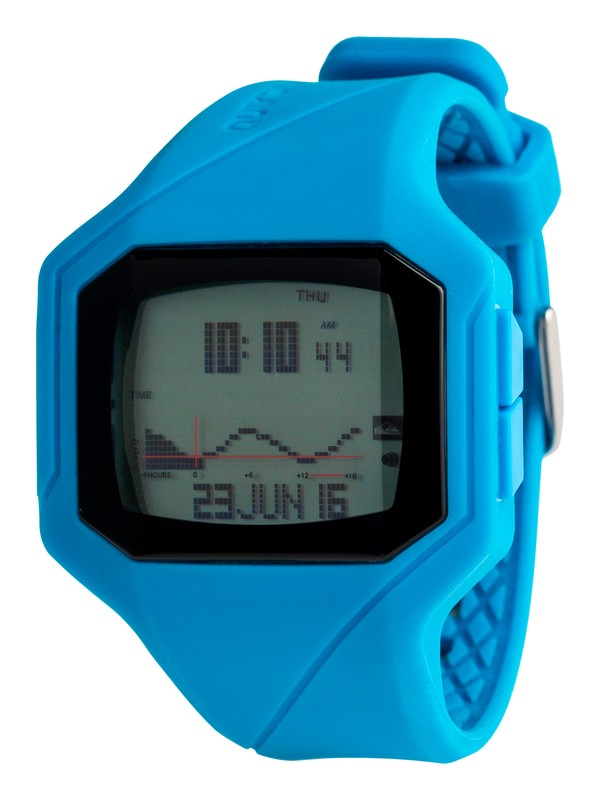 0 Addictiv 2.0 Tide - Montre digitale Bleu EQYWD03001 Quiksilver