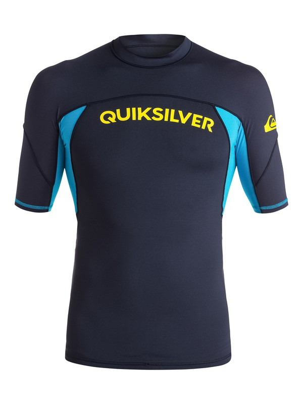 0 Performer - Surf tee manches courtes Bleu EQYWR03014 Quiksilver
