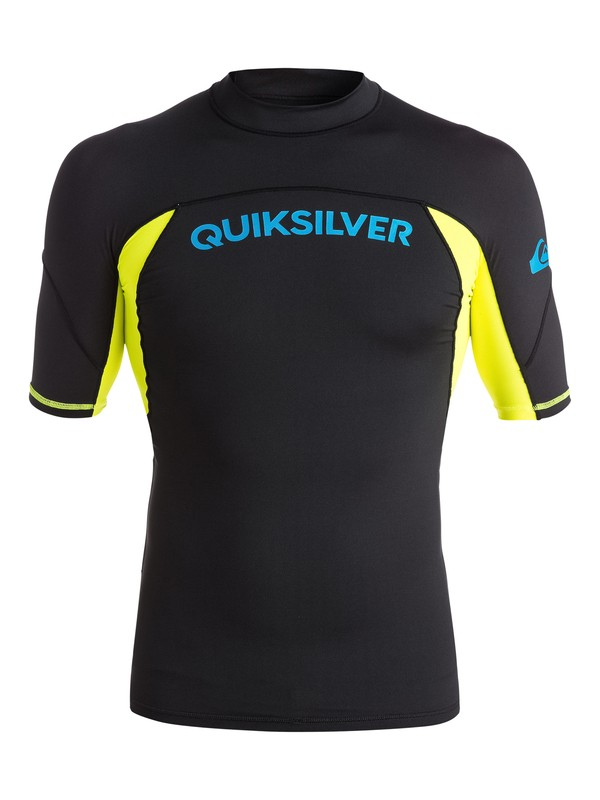 0 Performer - Surf tee manches courtes Noir EQYWR03014 Quiksilver