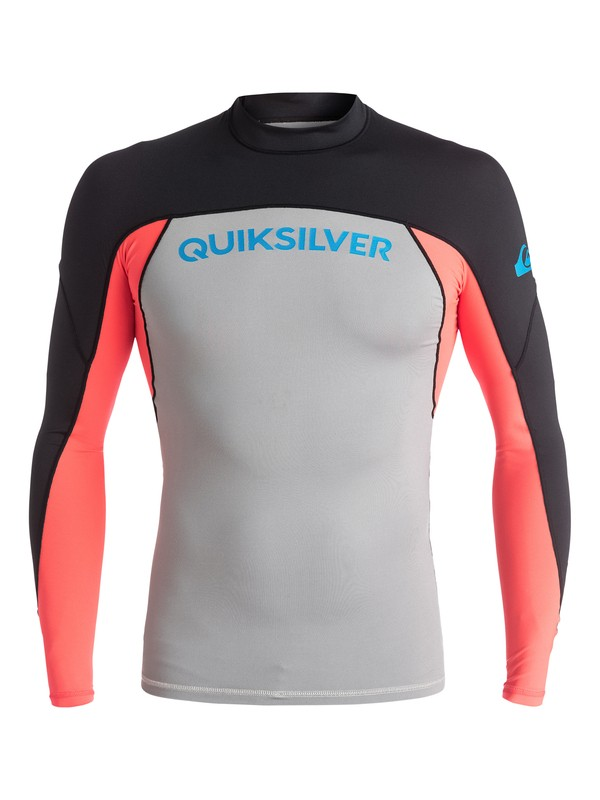 0 Performer - Surf tee manches longues Vert EQYWR03015 Quiksilver