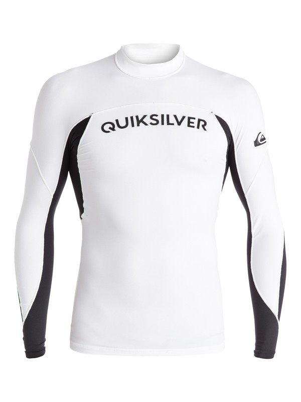 0 Performer - Surf tee manches longues Blanc EQYWR03015 Quiksilver