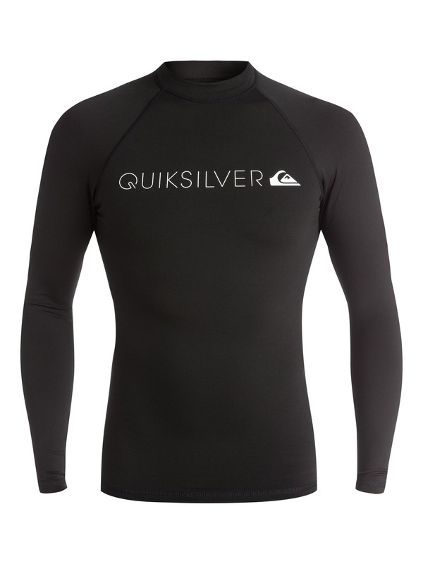 0 Heater Long Sleeve Rashguard  EQYWR03031 Quiksilver