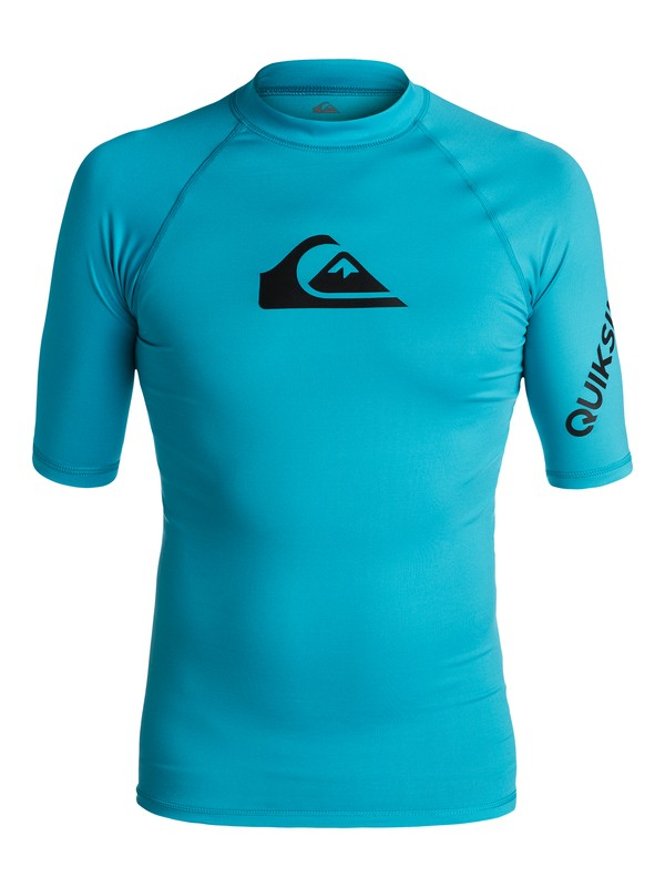 0 All Time - Surf tee Bleu EQYWR03033 Quiksilver