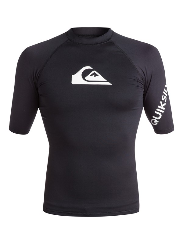0 All Time - Surf tee Noir EQYWR03033 Quiksilver