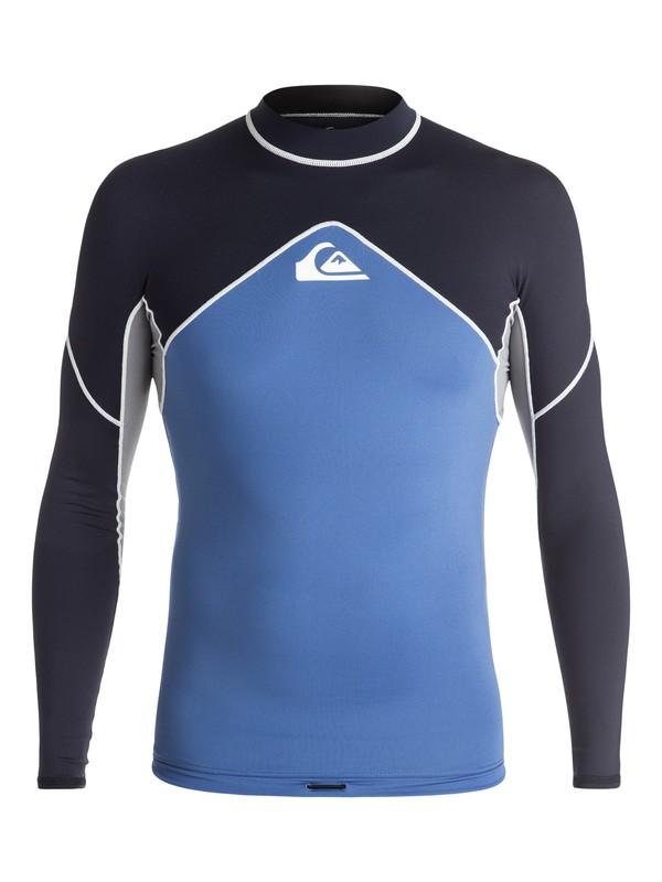 0 Tropix - Lycra à manches longues Bleu EQYWR03050 Quiksilver